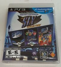 The Sly Cooper Collection (PlayStation 3, PS3) Brand New