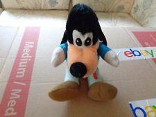 Vintage Disney Mickey'S Christmas Carol Goofy Jacob Marley Plush Doll Figure