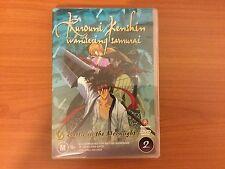 Rurouni Kenshin - Battle In The Moonlight : Vol 2 (DVD, 2002)