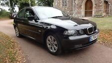 2004 BMW 316 TI SE COMPACT SPARES OR REPAIRS