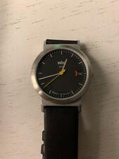 Braun quart wrist watch 3812 Aw 22