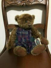 Ganz Cottage Collectibles Jointed Bear ~ Chuckles~ by Artist Lorraine Chien
