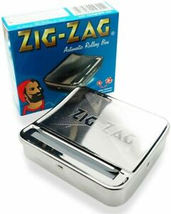 OCB  ZIG-ZAG Rolling Box for Slim Cigarette Rolling Machine