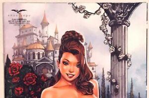 BELLE THUNDER OF GODS 2021 Fairy Tale Collectible Z-Cover Elias Chatzoudis LE100