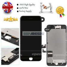"""For iPhone 7 4.7"""" LCD Display Touch Screen Replacement Speaker & Front Camera UK"""
