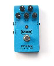 Used MXR M234 Analog Chorus Guitar Effects Pedal!