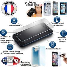 Protection d'Ecran en Verre Trempé Contre les Chocs pour Samsung Galaxy S6 G920