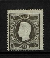 Portugal SC# 25, Mint No Gum, Hinge Remnant, perf 12.5 - S7755
