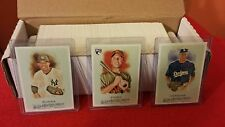 2010 Complete Topps ALLEN & GINTERS BASE SET *** 300 cards 1-300 Ginters   MINT