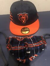 chicago bears new era hat Size 7
