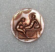 roman erotic coin  #3