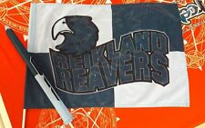 Warhammer Blood Bowl Promotional Reikland Reavers Flag Rare Games Workshop NEW