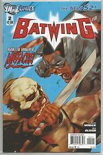 Batwing : DC Comic book #2 : The New 52 Collection