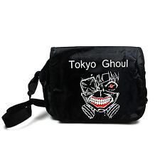 Tokyo Ghoul Kaneki Ken mask Canvas Shoulder-Bag (TG1)