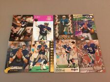 FF) LOT OF 535 RICK MIRER FOOTBALL CARDS HUGE PREMIUM BRANDS RC ND SEAHAWKS