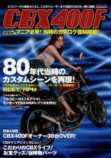 [BOOK] Honda CBX400F BEET RPM CBX RS400R INTEGRA Bosozoku Japan