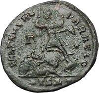 CONSTANTIUS II Constantine the Great son Ancient Roman Coin Battle Horse i54434
