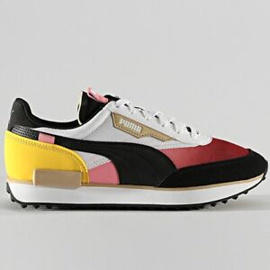 Puma Future Rider Space (Youth Girl Size 6 = Women Size 7.5) Sneaker Casual Shoe