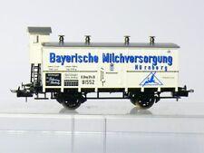 Trix 23519  H0 Güterwagen BAYERISCHE MILCHVERSORGUNG  K.Bay.Sts.wie neu OVP