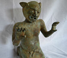 Bronze Pre-1800 Antique Chinese Figurines & Statues