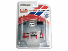 """Greenlight Muscle 6Pc Set Shop Tools """"Bre Datsun"""" 1/64 By Greenlight 51152"""