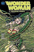 Dc Comics Wonder Woman By George Perez Vol 1 Tpb Trade Paperback Cheetah
