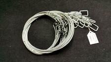 """1 DOZEN 60"""" 5/64 CABLE SNARES SMOOTHIE LOCK NON RELAXING TRAPPING COYOTE FOX"""