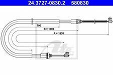 Câble de frein à main PEUGEOT 206  (2A/C) 206 SW (2E/K) 206+ (T3E) 4006633041683