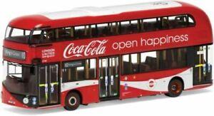 Corgi Bus 46623OM New Routemaster London United LTZ 1148 Coca Cola NEU 1/76
