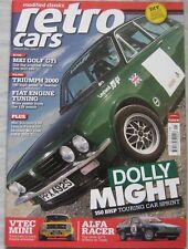 Retro Cars magazine January 2006