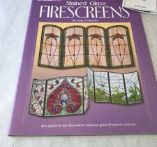 Stained Glass Firescreens Book