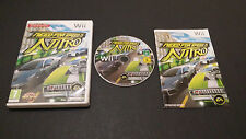 Need for speed nitro (Nintendo Wii) version européenne PAL