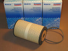 MARINE ENGINE OIL FILTER - Purolator ML40124 *Lot of 3* *Made in USA* L40124
