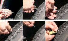 Carbon Ultralite Dynaplug® Tubeless Tyre Puncture Repair Kit For Motorcycles New