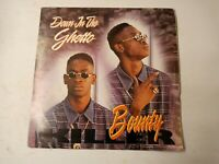 Bounty Killer – Down In The Ghetto - Vinyl LP 1995