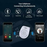 Wireless Handsfree Auto In-Car Speakerphone Kit Speaker Phone Clip Visor B1W3