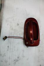 PA6 GF/M 40 1997-2005 Chevrolet Venture L/Front Exterior Door Handle Red #P-14K