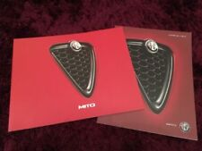 Alfa Romeo 2017 Car Sales Brochures