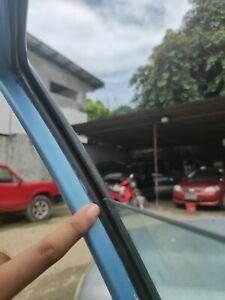 GLASS RUN FOR Toyota Corolla E110 AE110,111 sedan 4D seal weatherstrip1995–2000