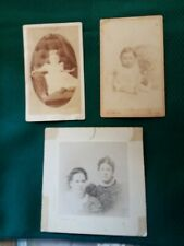 Antique Photograph Pictures Zurich, Switzerland - Toronto, Canada - Yreka, CA/US