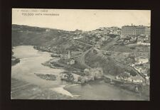 Spain TOLEDO Vista Panoramica PPC Used 1912
