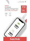 SanDisk iXpand Wireless Charger Sync 128GB