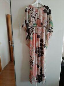ZARA FLORAL MAXI DRESS  SIZE: S    2758/590