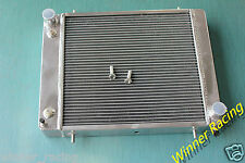 Fit LAND ROVER DISCOVERY I LJ/LG 2.5 TDI AT 1989-1998 ALLOY RADIATOR 56MM 2-ROWS