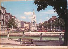 Irish Postcard GRAND PARADE CORK City County Ireland River Lee John Hinde 4x6