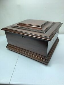 1899 IMPERIAL SYMPHONION MUSIC BOX ONLY!!!