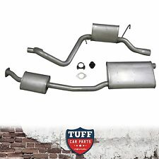 EF EL AU Ford Falcon 6 Sedan Standard Cat Back Exhaust Muffler System Catback