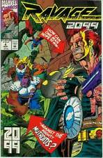 Ravage 2099 # 4 (Paul Ryan) (USA, 1993)