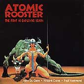 Atomic Rooster - The First 10 Explosive Years (2001)  CD  NEW/SEALED  SPEEDYPOST