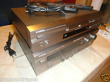 Yamaha RX-V495RDS (Netzteil defekt?) & DVD-Player DVD-S795, inkl. 2x FB